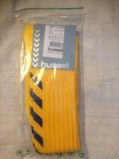Hummel Yellow Sport/Football Sock, Euro Size 41-45 (Approx UK Size 8-12)