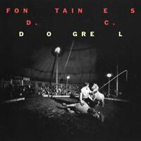 Fontaines D.C. - Dogrel - Vinyl LP & Download Code *NEW & SEALED*
