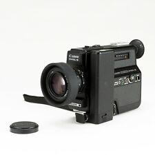 Canon 514XL-S Super 8 Movie Camera w/ accessories (repair or for parts)