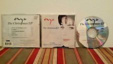 The Christmas EP by Enya Music cd case-disc & insert
