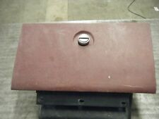 Lincoln mark v glove box red  1978 79 77