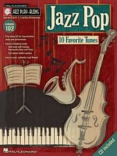 Jazz Pop - Jazz Play-Along Volume 102 (CD/Pkg) (Hal Leonard Jazz Play-Along) by