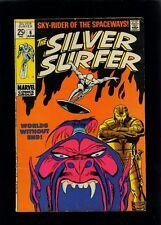 Silver Surfer 6 Vg+ 4.5