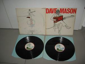 Dave Mason-Scrapbook (2 LP) SELTEN/MADE IN ENGLAND
