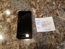 LG Nexus 5X -- LG-H791 -- Black Smartphone -- ISSUES -- Listing#4