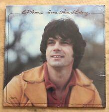 B.J. Thomas Home Where I Belong 1976 Vinyl LP Myrrh Records MSB-6574