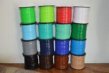 160 yards Boy colors rexlace plastic lace boondoggle gimp lanyard lacing