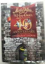 MONTY PYTHON AND THE HOLY GRIAL BLU-RAY CASTLE BOX SET 40TH ANNIVERSARY, ESPAÑOL