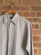 MIU MIU Men's Shirt Size 38 / 15 Made in Italy