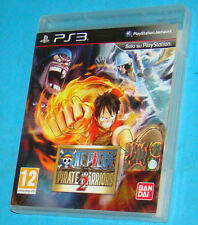 One Piece - Pirate Warriors 2 - Sony Playstation 3 PS3 - PAL