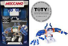 New MICRONOID BASHER Programmable ROBOT Interact MECCANO TECH Building Set 16404