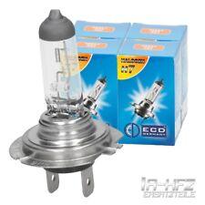 4 x H7 Halogen 55W 12V PX26D Birnen Lampen Autobirnen Glühlampen Glühbirnen Set