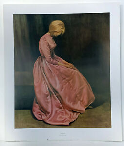 The Secret by Joanne Pemberton-Longman print Soloman & Whitehead