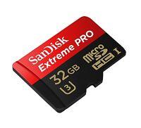 GENUINE New 32GB Sandisk Extreme Pro 32G MicroSD SDHC UHS U3 95MB/s 4K Ultra HD