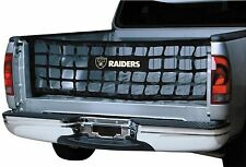 Las Vegas Raiders NFL Team Tail Gate Net Full Size Truck 1594