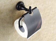 Black Oil Rubbed Bronze Bathroom Toilet Paper Holder Roll Tissue Holder Kba824