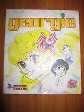 ALBUM GEORGIE completo - ed. Panini 1984