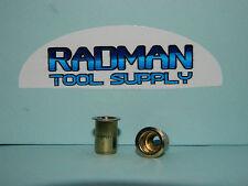 (100) 1/4-20 Zinc Coated Steel Rivnut Blind Nutsert FREE USPS Priority Ship