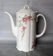 Kaffeekanne Rosenthal Monbijou Fleur Douce Cl. Rose