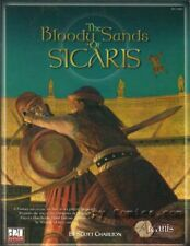 BLOODY SANDS OF SICARIS ADVENTURE d20 PARADIGM 2001 RPG MODULE SOFTCOVER