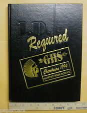 1994 Gaffney High School Yearbook Cherokee County South Carolina SC