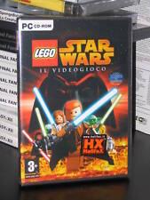 LEGO STAR WARS GIOCO PC-CD ROM WINDOWS NUOVO IMBALLATO