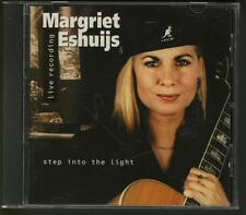 MARGRIET ESHUIJS Step Into The Light Live CD MAARTEN PETERS LUCIFER