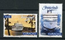 Curacao 2018 MNH Freewinds Cruise Ships 2v Set Boats Nautical Stamps