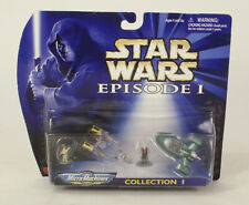 Star Wars Micro Machines Episode I Collection 1 Galoob 1999