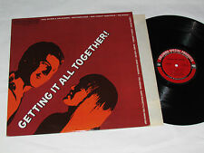 GETTING IT ALL TOGETHER! LP Columbia Canada Paul Revere Byrds Arbors Vinton Nyro