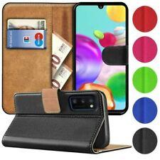 Etui Coque Pour Samsung Galaxy A41 Téléphone Portable Rabattable Étui à Rabat