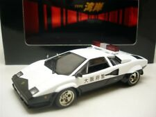 IXO 1/43 Lamborghini Countach 5000QV Police car TYPE Gulf Coast Japan Limited
