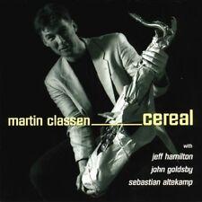 Martin Classen Cereal (1997, & John Goldsby..) [CD]