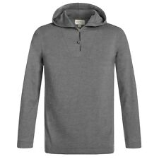 Lucky Brand Boys Youth Long Sleeve Hoodie Shirt Size 6 Gray
