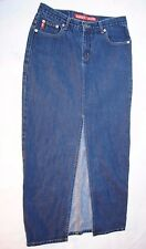 GUESS LONG JEANS SIZE-29( fits Medium/US) SKIRT