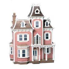 Greenleaf - The Beacon Hill Dollhouse - Victorian Wood / Wooden Dollhouse Kit