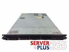HP ProLiant DL360 G7 4-Bay server, 2x 2.66 GHz 6-Core, 64GB RAM, 2x 600GB 10K