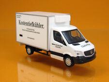 """Herpa 093323 Mercedes-Benz Sprinter (2013) Kühlkoffer """" CharterWay """""""