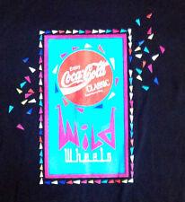 Enjoy Coca Cola Classic Wild Wheels T-shirt XL