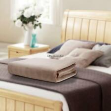 Electric~Blanket-Heated-Under-Luxury-Single-Double-King-Size-Bed 125 x 150cm,