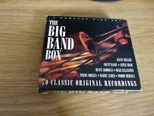 The Big Band Box - 3 x CDs..,70 classic original recordings...1995