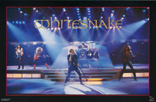 POSTER : MUSIC : WHITESNAKE IN CONCERT - FREE SHIPPING !!    #3145    RBW2 W