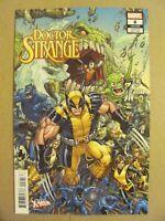 Doctor Strange #8 Marvel Comics 2018 Series Uncanny X-Men Variant 9.6 Near Mint+