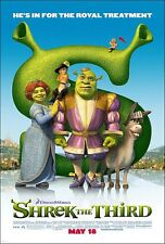 Shrek the Third (2007) Original 27 X 40 Theatrical Movie Poster