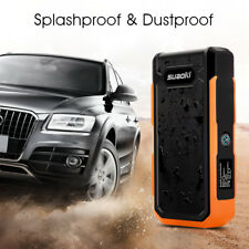 Suaoki 20000mAh 800A Car Mini LED Jump Starter Battery Booster Emergency Charger