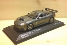 Jaguar XKR GT3 grau met. 2008 - 1:43
