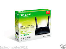 New TP-LINK Archer MR200 AC750 Dual Band WiFi Wireless Broadband 4G LTE Router