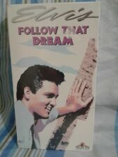 FOLLOW THAT DREAM ANNE HELM JOANNA MOORE NEW SEALED MGM/UA 1988  HI-FI VHS OOP