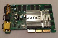 Zotac 5200 256 MB 128BIT DDR Graphics Card 288-20N15-300ZT Computer
