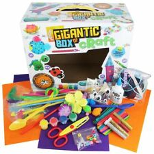 Gigantic Box of Craft, Crafts for Kids, Brand New